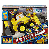 Bob the Builder R/C Super Scoop by Fisher-Price