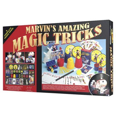 Marvins Amazing Magic 225 Tricks