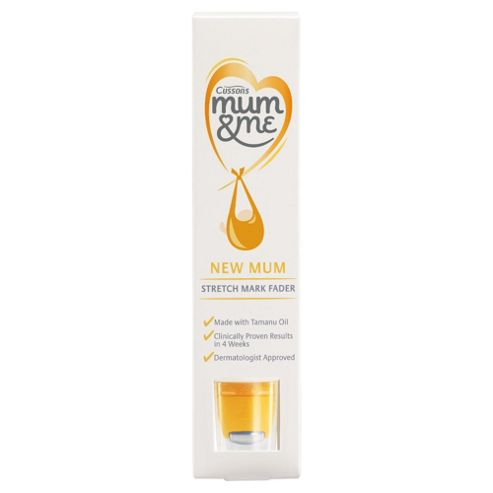 Mum & Me New Mum Stretch Mark Fader 70ml