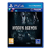 Hidden Agenda (A PlayLink Game)