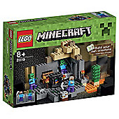 LEGO Minecraft The Dungeon 21119