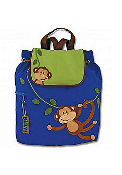 Children's Boy Monkey Backpack