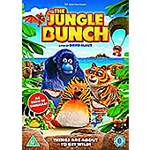 Jungle Bunch The Dvd