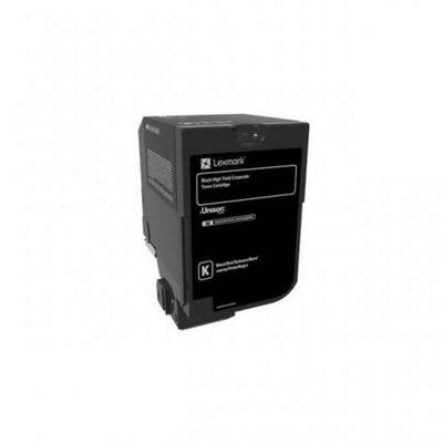 Lexmark 25K Black Corporate Toner Cartridge (CX725) 84C2HKE