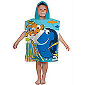 Finding Nemo Dory Hooded Poncho Towel