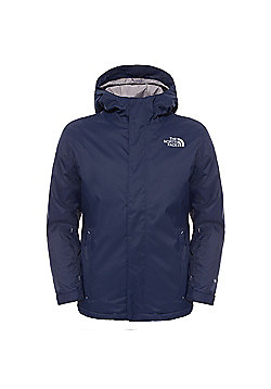 The North Face Boys Snow Quest Jacket - Navy