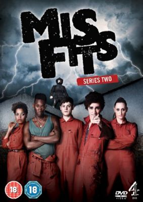 Misfits 2 (DVD Boxset)