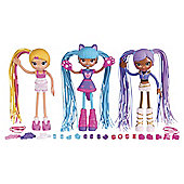 Betty Spaghetty Deluxe Mix & Match 3 Pack