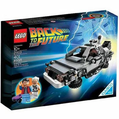 LEGO Back to the Future 21103