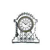 Waterford Lismore Carriage Clock 17.5cm