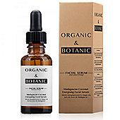 Organic & Botanic Madagascan Coconut Energising Facial Serum 30ml