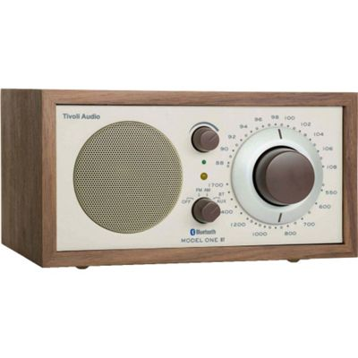 Tivoli Model One Radio Walnut/Beige