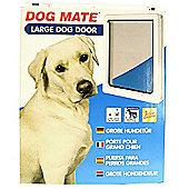 Pet Mate Dog Door White 216w Large
