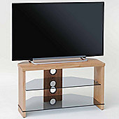 TNW Montreal Oak TV Stand for up to 50 inch TVs