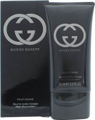 Gucci Guilty Pour Homme Aftershave Balm 75ml For Men