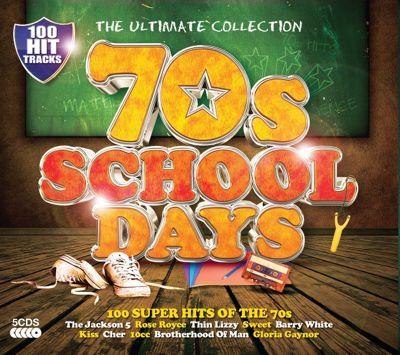 70S Schooldays (5Cd)