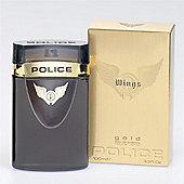 Police Gold Wings Eau De Toilette Spray 100ml