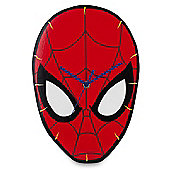 Spiderman Shaped Wall Clock