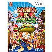 Samba de Amigo - NintendoWii