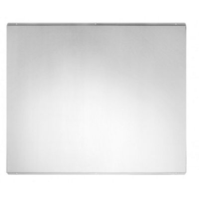 Cookology SB900SS Universal Unbranded Splashback to fit 90cm Flat Cooker Hood in Stainless Steel