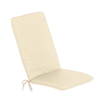 CC Collection - Seat Pad with Back Cushions - Natural
