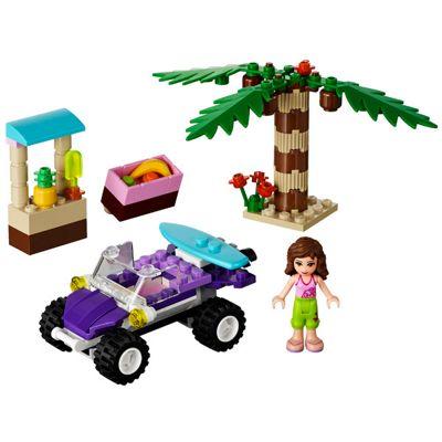 Lego Friends Olivia's Beach Buggy - 41010