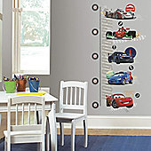 Disney Cars 2 Height Chart Wall Stickers