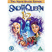 Snow Queen1 & 2 DVD