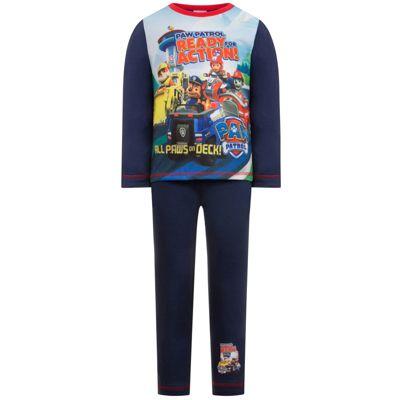 PAW Patrol Toddler Boys Pyjamas Navy 3-4 Years