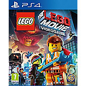 The LEGO Movie Videogame PS4 UK