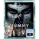 The Mummy (2017) 3D Bd 2 Disc