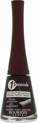 Bourjois 1 Seconde Gel Nail Polish 9ml - 34 Violine Hypnotic