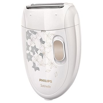 Philips HP6423 02 Satinelle Epilator with Shaving Head - White Catalogue  Number  125-9566 cdda0d7542