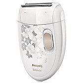 Philips HP6423/02 Satinelle Epilator with Shaving Head - White