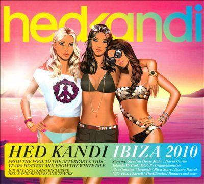 Hed Kandi The Mix, Ibiza