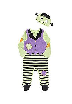 F&F Frankenstein Halloween Costume - Green