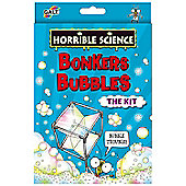Horrible Science Bonkers Bubbles