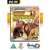 National Geographic - Safari Adventures Africa - PC