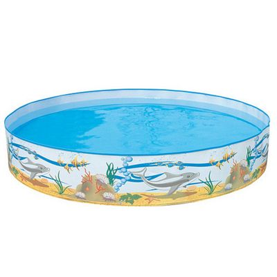 Buy ocean life fill 39 n 39 fun paddling pool from our for Garden pool tesco