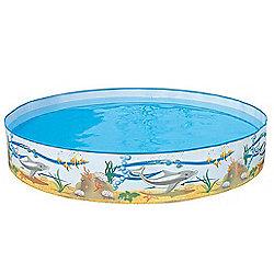Ocean Life Fill 'n' Fun Paddling Pool
