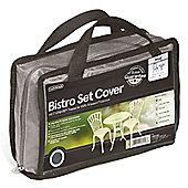 Gardman Round Bistro Set Cover- Grey