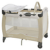 Graco Contour Electra Travel Cot, Benny & Bell