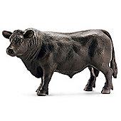 Schleich Angus Bull Black