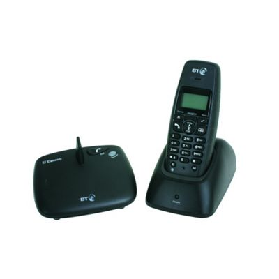 BT Diverse Elements 1KM DECT - Black/Dark Grey