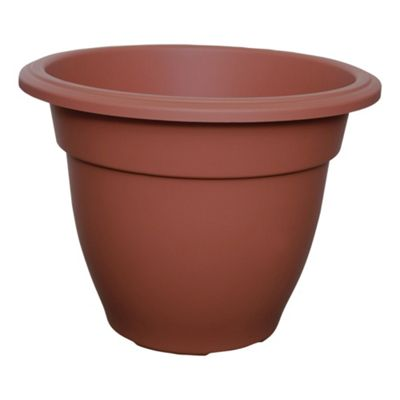 buy 2 pack round bell planter 55cm from our planters range. Black Bedroom Furniture Sets. Home Design Ideas