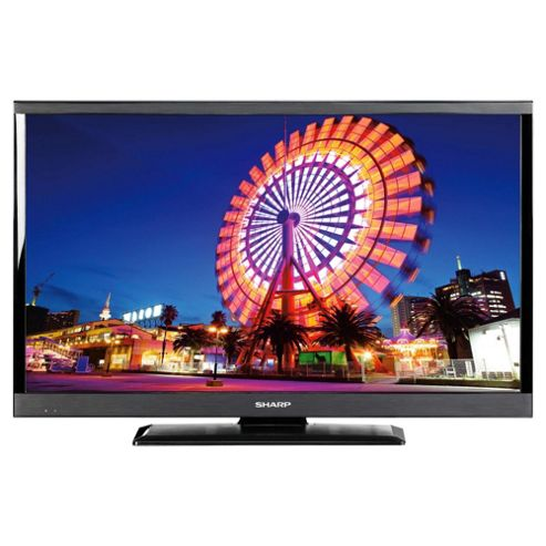 Sharp LC32LD145K 32 Inch HD Ready 720p LED TV With Freeview