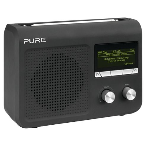 Pure Outlet One Flow Portable DAB/FM/ Internet Radio