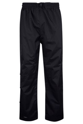 Mountain Warehouse Downpour Mens Waterproof Trousers Short Length ( Size: M )