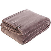 Belledorm Heat Holder Blanket - Winter Fawn