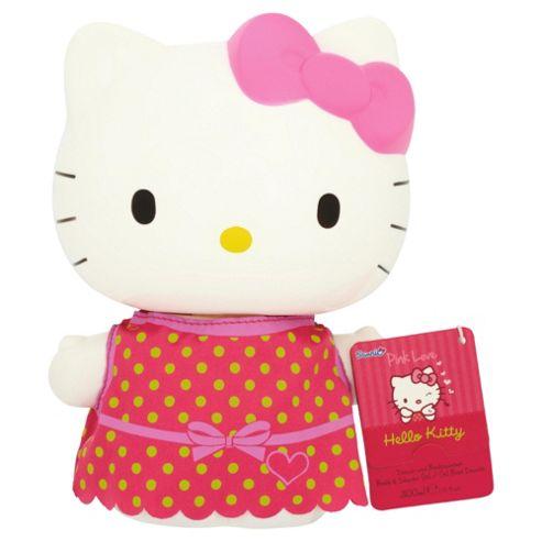 Hello Kitty Pink Love Bath Foam